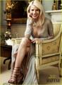 Gwyneth Paltrow Covers 'Harper's Bazaar' May 2010