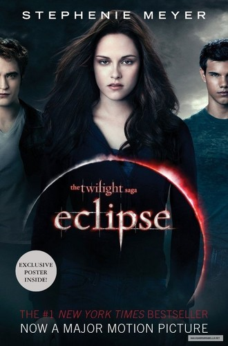 "HQ ""Eclipse"" Book Covers"