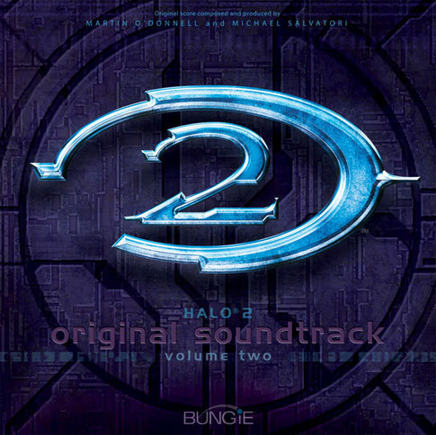 Halo wallpaper called Halo 2 Soundtrack, Volume 2 Cover