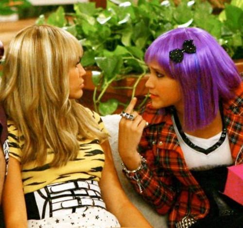 Hannah and Lola