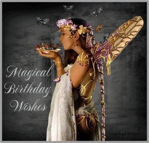 Happy Birthday my friend Mackenize