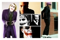 Heath and Joker - heath-ledger photo