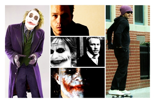 Heath and Joker