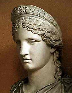 Greek Mythology wallpaper entitled Hera