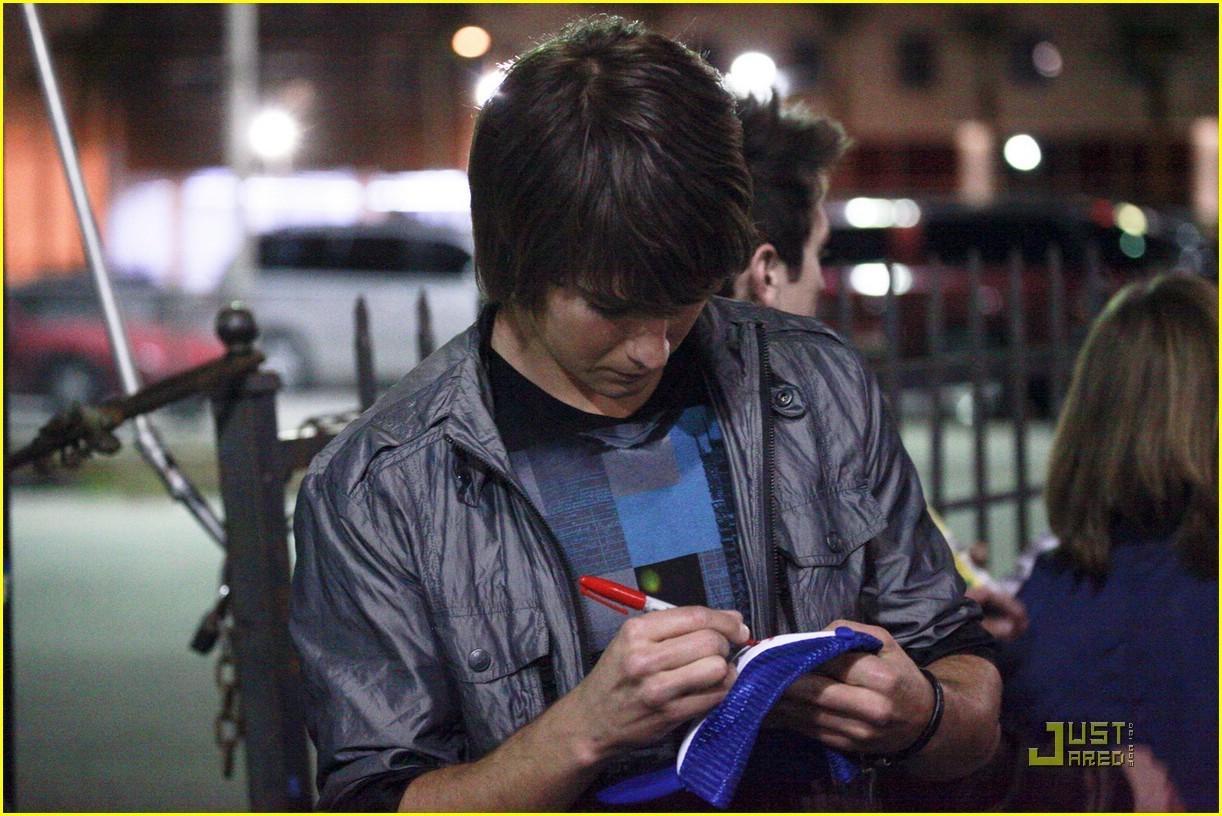 James autograph