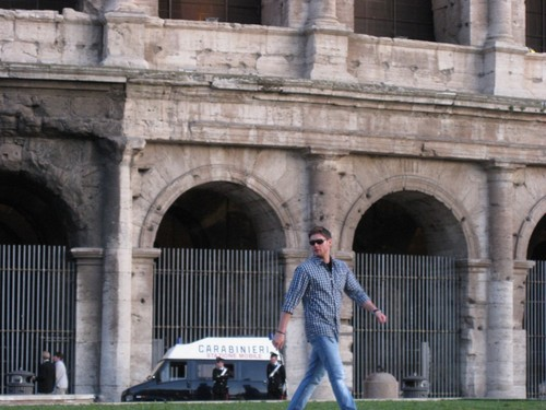 Jensen in Rome [6.04.2010]