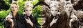 Jessica Stam & Lily Donaldson - jessica-stam fan art