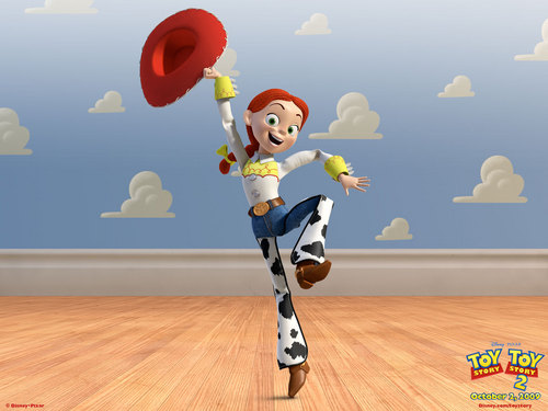 Jessie Wallpaper - jessie-toy-story Wallpaper