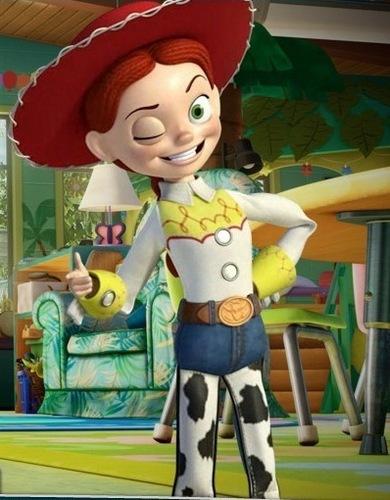 Jessie (Toy Story) wallpaper called Jessie