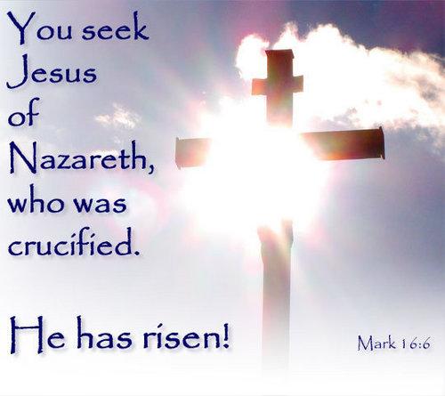 येशु वॉलपेपर entitled He Has Risen