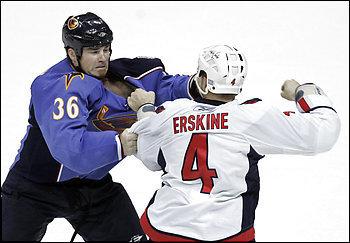 John Erskine Fight