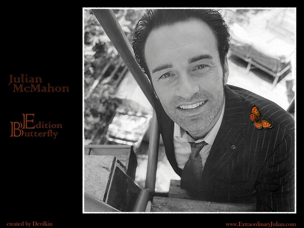 Julian McMahon - Julian McMahon Wallpaper (11382091) - Fanpop
