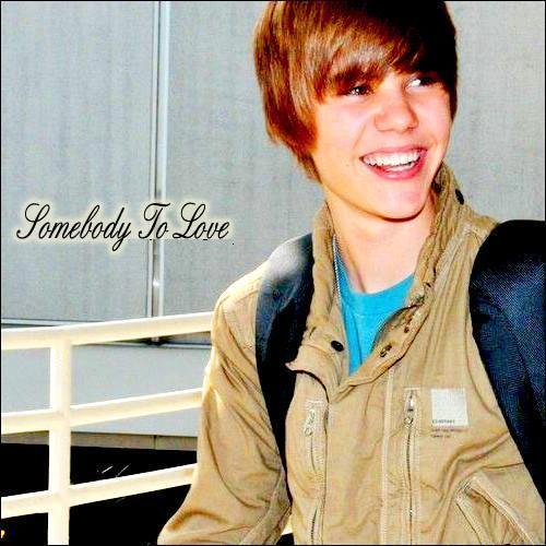 Justin Bieber wallpaper called Justin Bieber: Somebody to Love