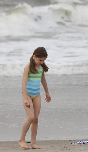 La Push de praia, praia
