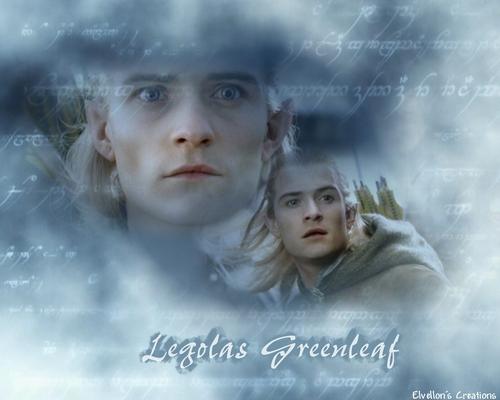 Legolas Greenleaf wallpaper titled Legolas