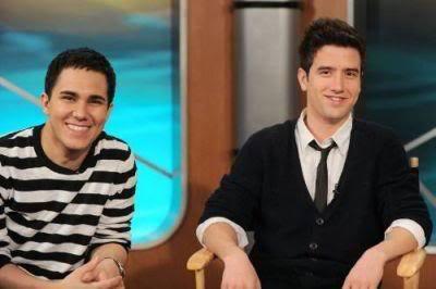 Logan and Carlos