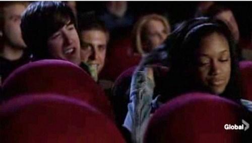 Logan in Friday Night Lights!
