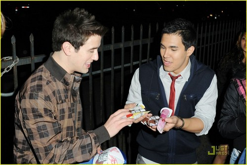 Logan pick one - Carlos