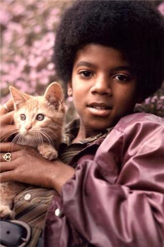 MJ AND CAT 1971
