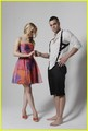 Mark Salling & Dianna Agron: Paper Mag Outtakes!