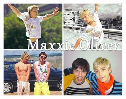 Maxxie Oliver wallpaper entitled Maxxie