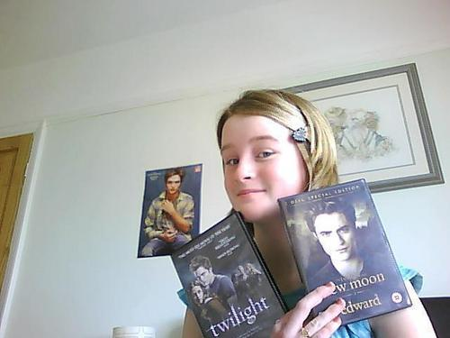 Mee ++ My Twilight DVDs xx