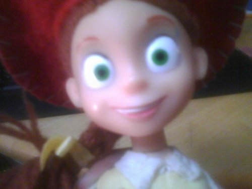 Jessie (Toy Story) Обои entitled Meg's Jessie Doll!