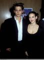 Mermaids Premiere - johnny-depp-and-winona-ryder photo