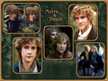 lord-of-the-rings - Merry & Pippin wallpaper