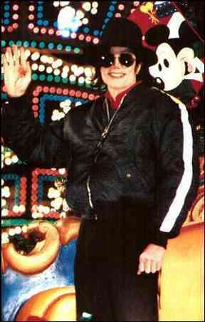 Michael King of pop