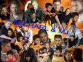 Michael Scofield & MJ