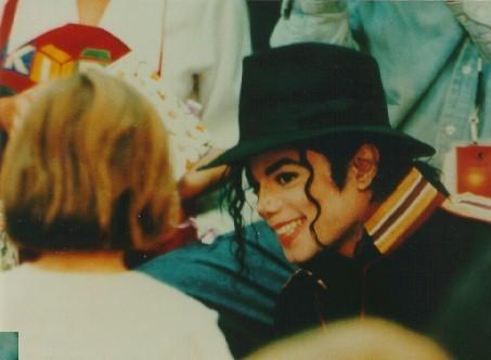 Michael Sweet Smile