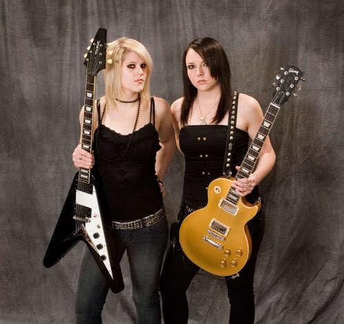 Morgan Lander & Tara McLeod
