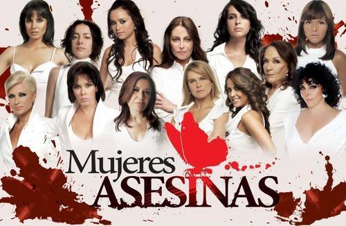 Mujeres Asesinas 1rs season Cast