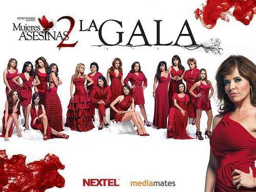 Mujeres Asesinas 2 Gala