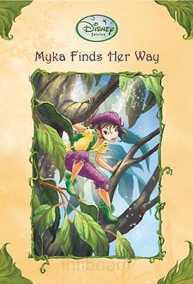 Myka Finds Her Way
