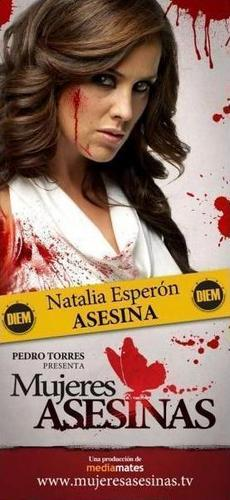Natalia Esperon 1st Season