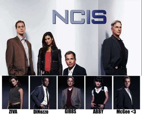 NCIS wolpeyper entitled Navy Ncis