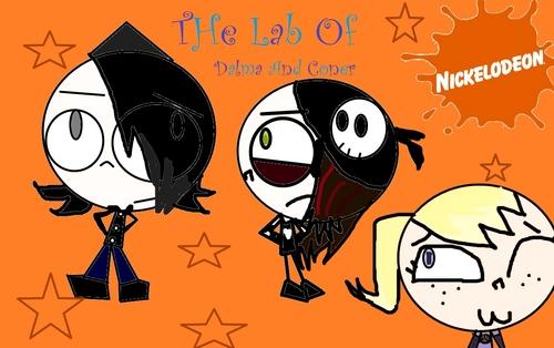 Nicklodeon XD Derek And Sisters