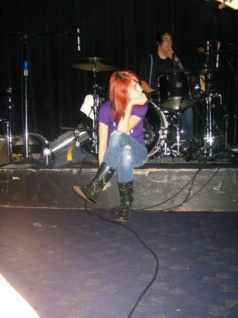 Old Paramore pics