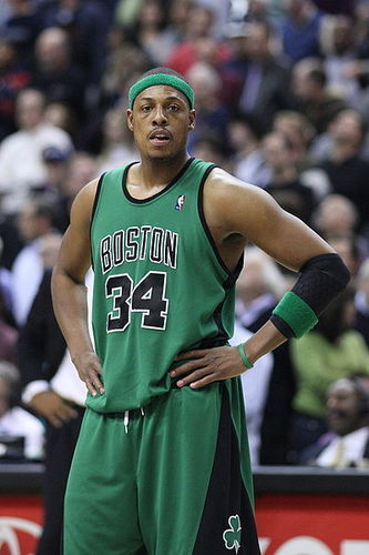 Paul Pierce - boston-celtics Photo