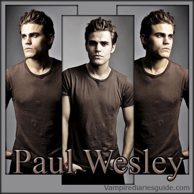 Paul Wesley ファン Art!