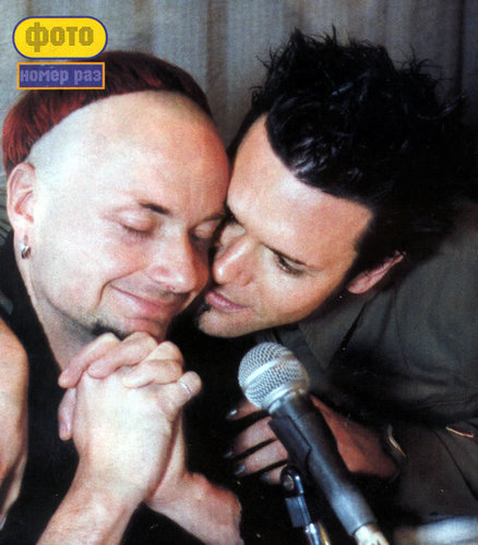 Paul and Richard