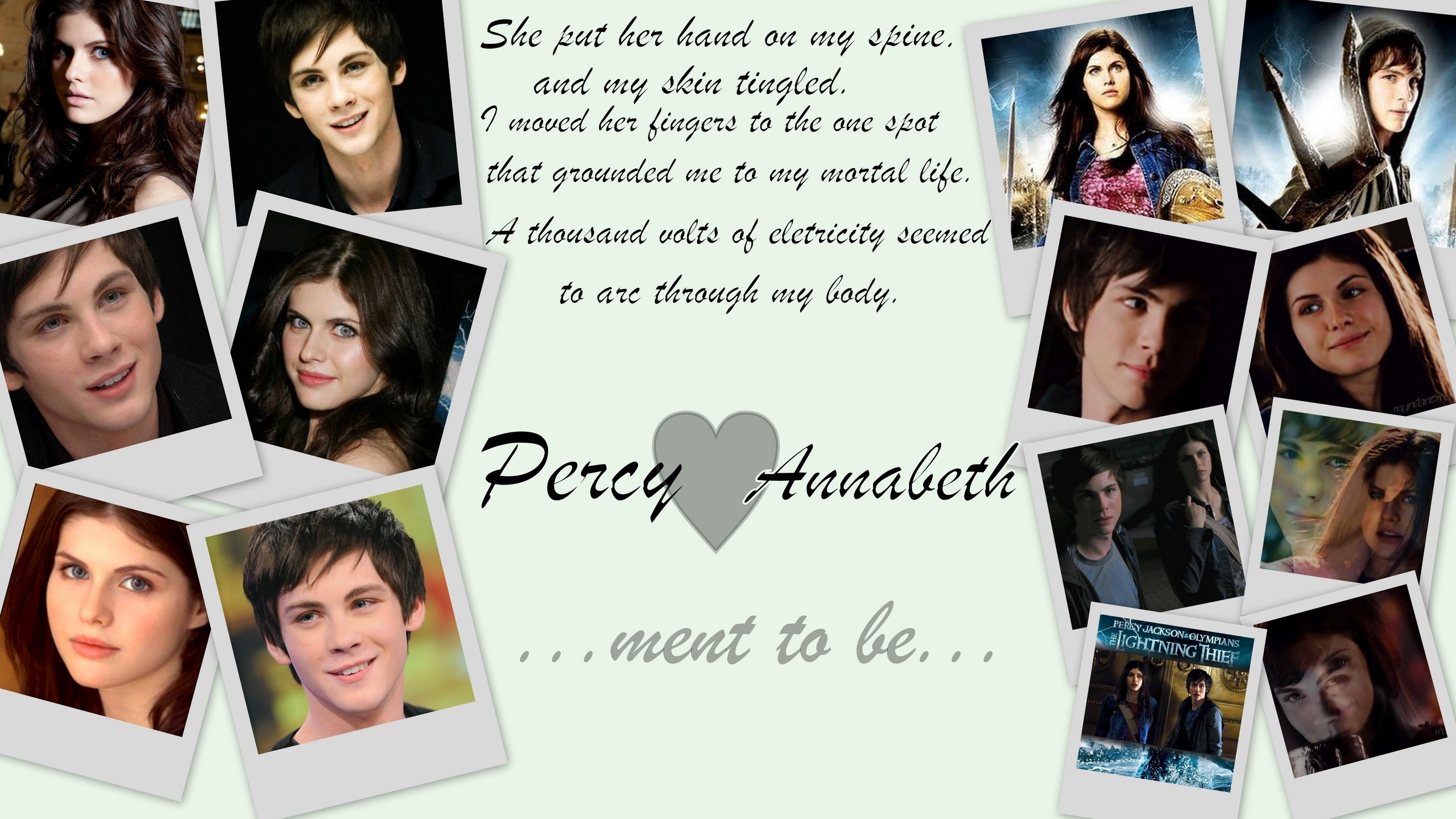 Percy Jackson: The Adult Life Part 3