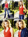 Peyton Sawyer in Season 1!