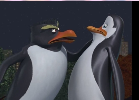 Poor Kowalski :(((