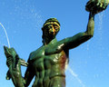 Poseidon in Gothenburg, Sweden. - greek-mythology photo