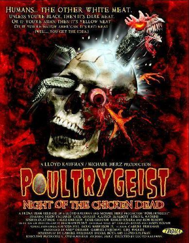 Poultrygeist Poster