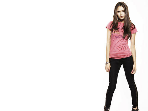 Pretty Nina Dobrev wallpaper