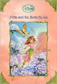 Prilla and the butterfly, kipepeo Lie